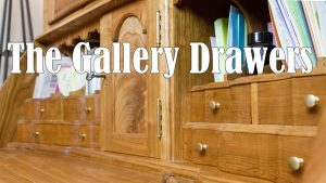 Making the Gallery Drawers