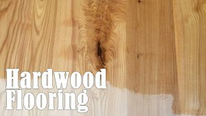 Making and Installing Hardwood Floors From a Tree